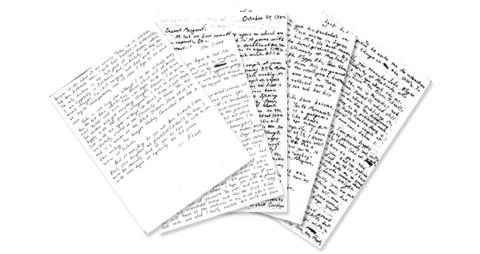 New hand-written letters from Frank Marshall Davis to Chicago Communist Margaret Borroughs