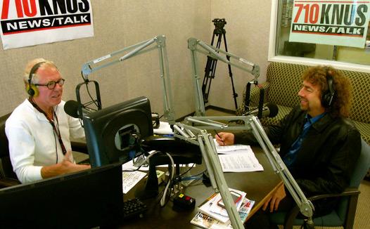 Joel Gilbert interview with Peter Boyles at KNUS